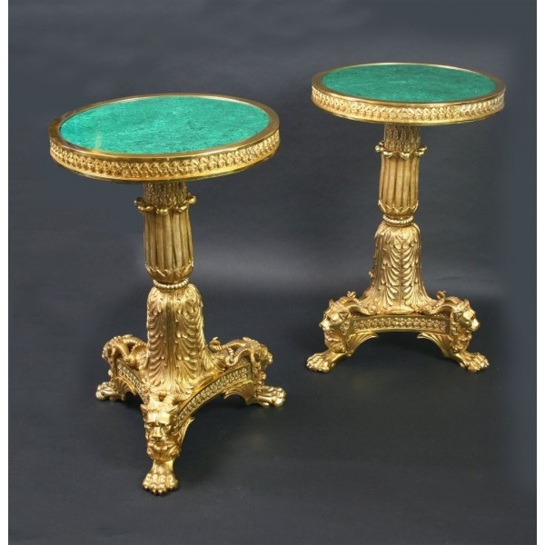 Ref.TABLE.707 malachite
